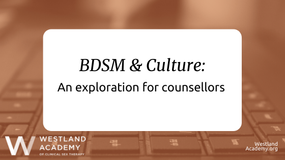 BDSM and Culture